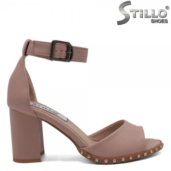 Sandale dama cu toc inalt - 30970