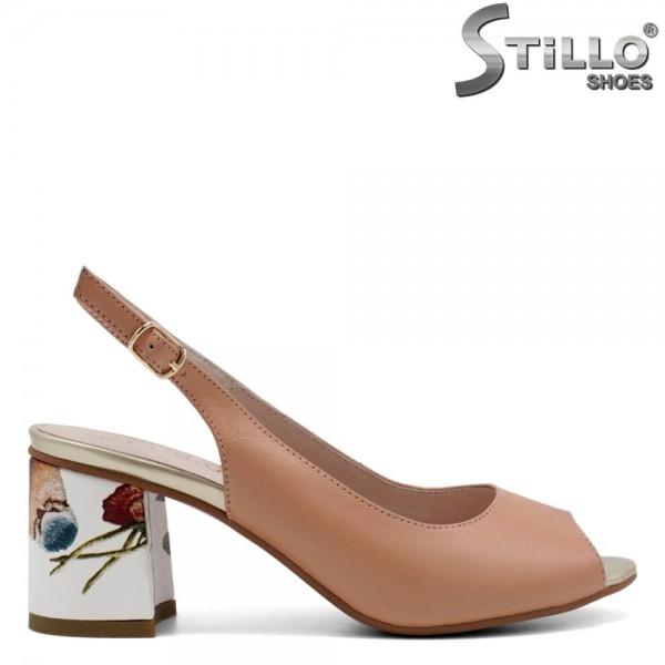 Sandale din piele naturala - 30971