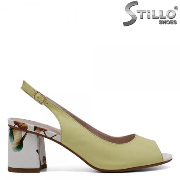 Sandale piele dama - 30972
