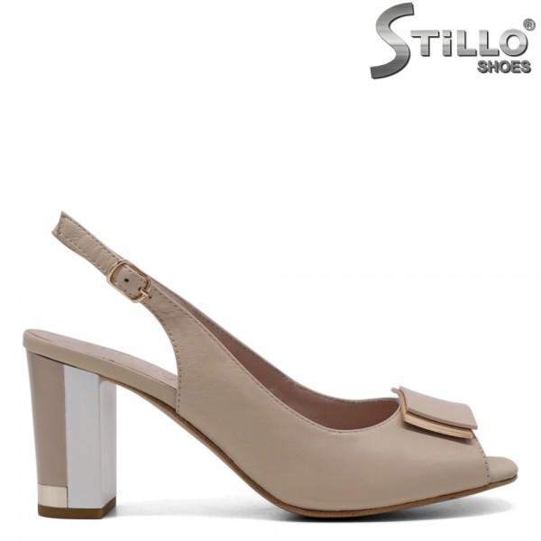 Sandale dama piele - 30974