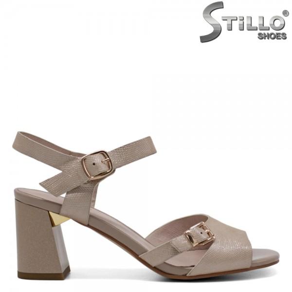 Sandale dama piele naturala - 30976