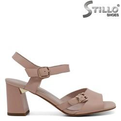 Sandale dama  din piele  naturala - 30977
