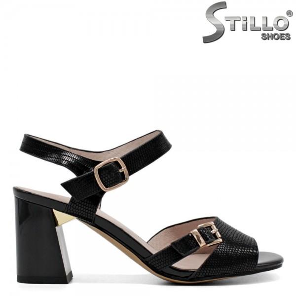 Sandale dama piele naturala - 30979