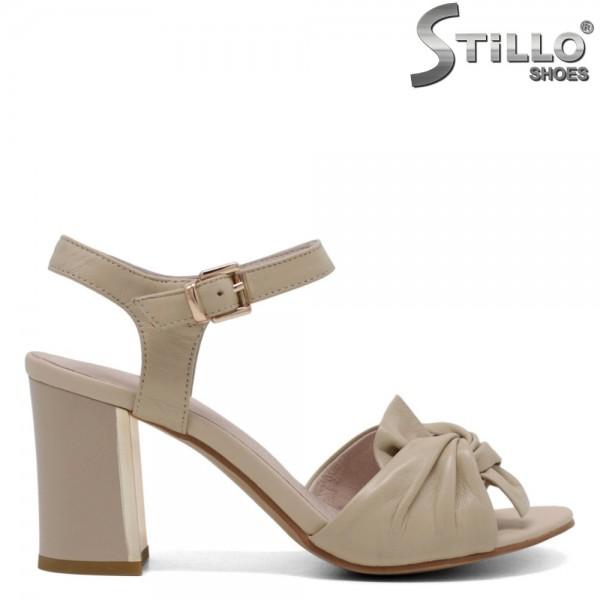 Sandale piele marimi mici de la nr 33 - 30980