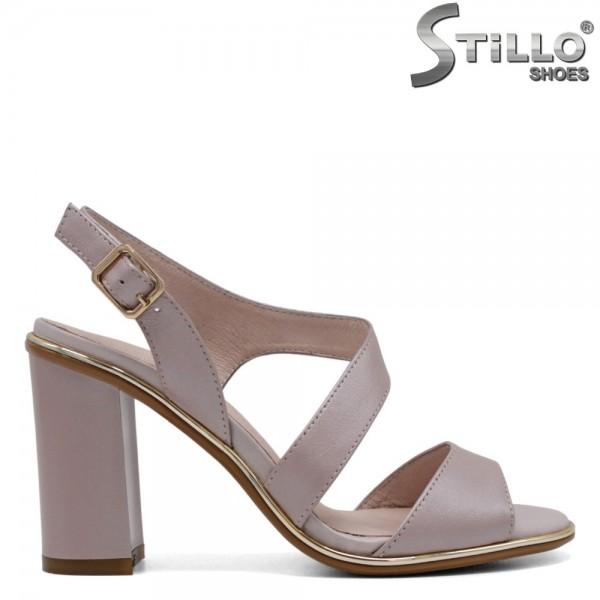 Sandale piele marimi mici - 30985