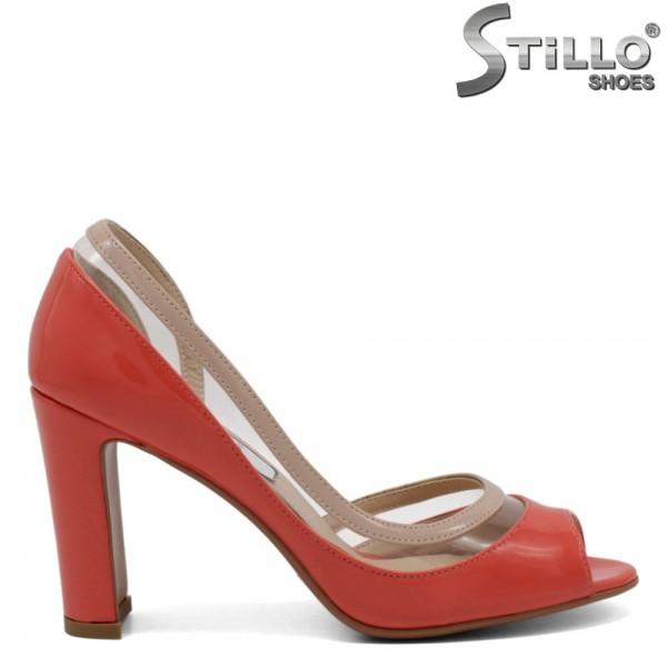 Pantofi cu toc inalt - 31001