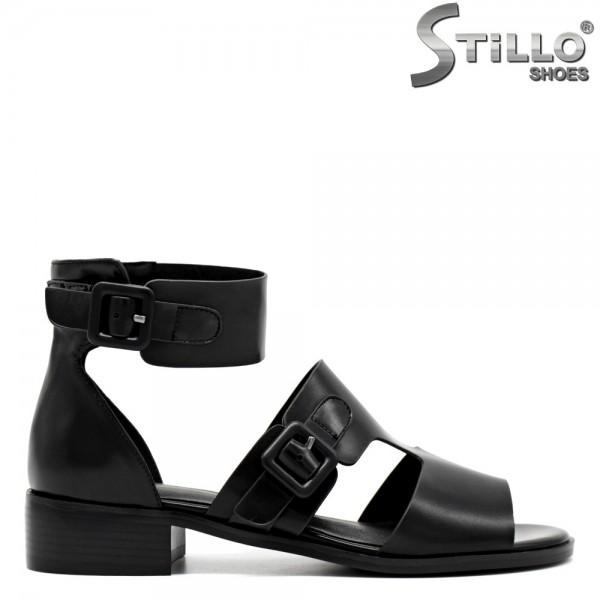 Sandale de zi cu zi cu catarama - 31002