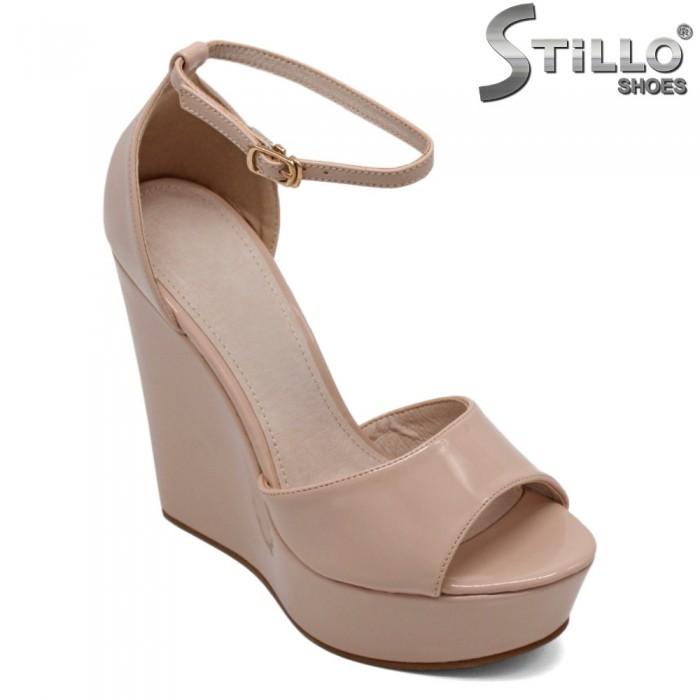 Sandale dama cu platforma - 31007