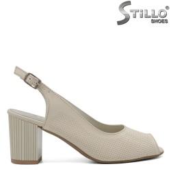 Sandale piele marimi mici   №34 - 31012