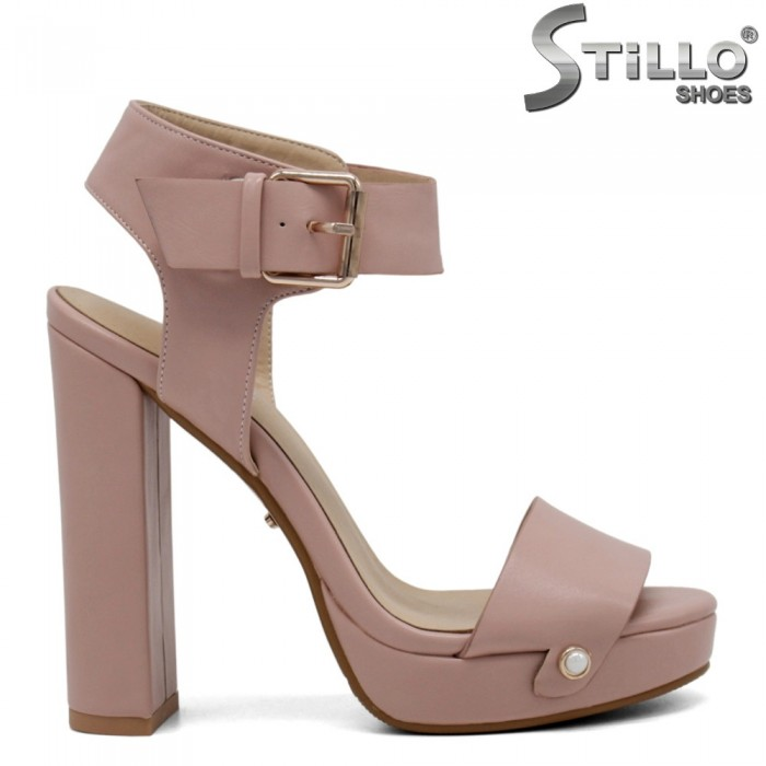 Sandale dama cu platforma - 31053