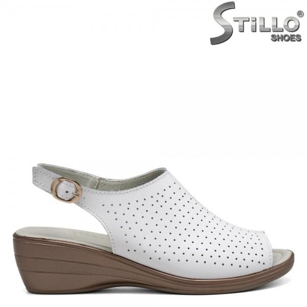Sandale dama cu perforatie - 31061