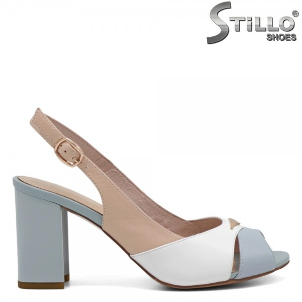 Sandale piele naturala - 31085
