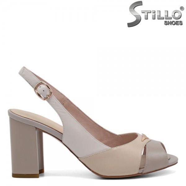 Sandale dama piele naturala - 31086