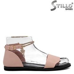 Sandale dama roz - 31095