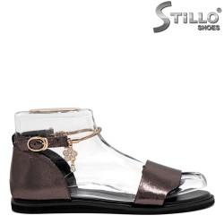 Sandale dama bronz - 31096