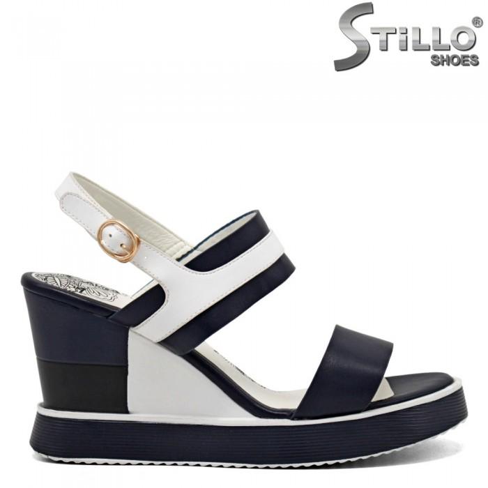 Sandale dama pe platforma - 31099