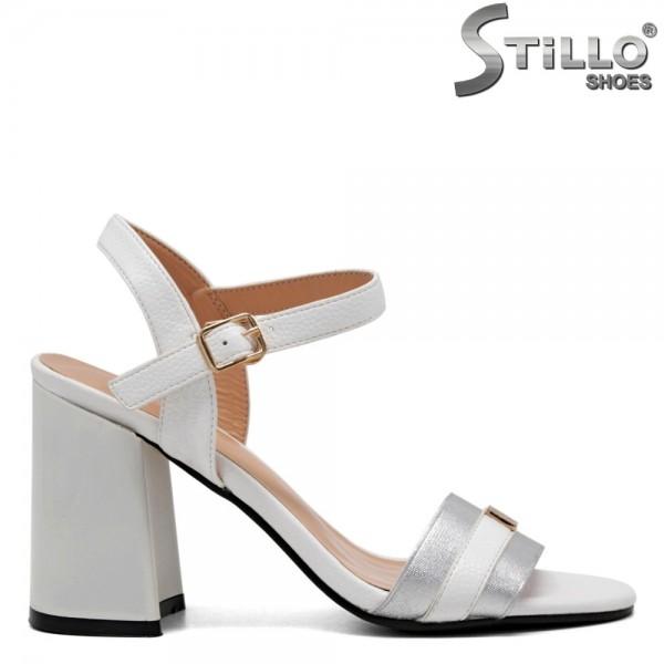 Sandale dama cu toc inalt - 31100