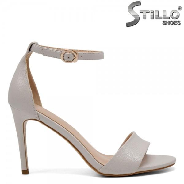 Sandale cu toc inalt - 31105