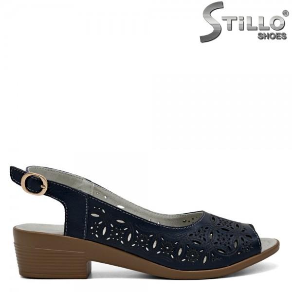 Sandale dama din piele - 31117