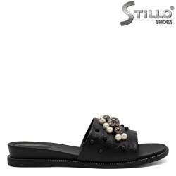 Papuci dama cu perle - 31122
