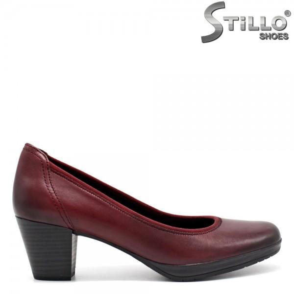 Pantofi de dama TAMARIS din piele – 31160