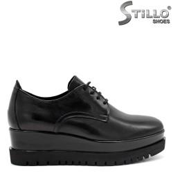 Pantofi din piele naturala – 31161