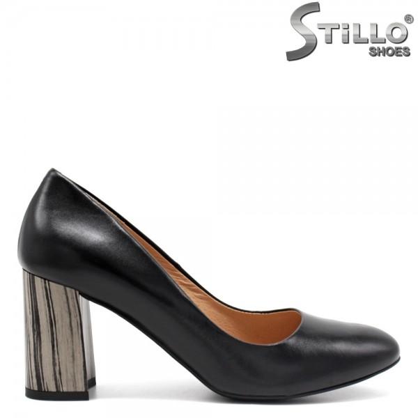 Pantofi dama piele naturala - 31167