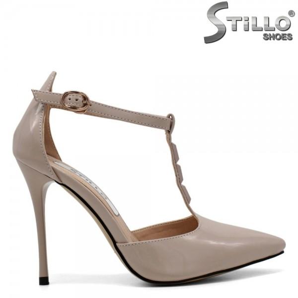 Sandale dama din piele ecologica - 31206