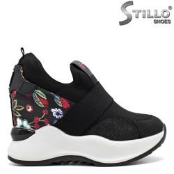Pantofi dama pe platforma   - 31211