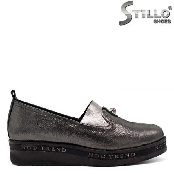 Pantofi dama din piele - 31228