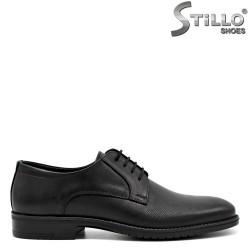 Pantofi barbatesti din piele naturala - 31229