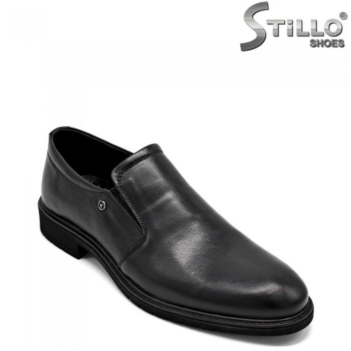 Pantofi barbatesti din piele naturala - 31230
