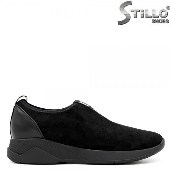 Pantofi sport din velur - 31247