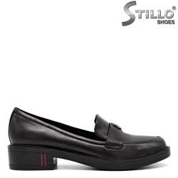 Pantofi închiși din piele naturală - 31248