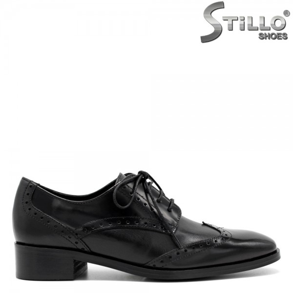 Pantofi dama piele naturala - 31296