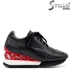 Pantofi tip sport piele naturala- 31310