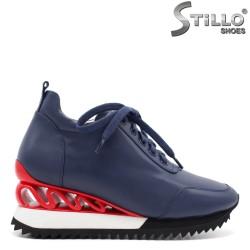 Pantofi sport din piele naturala - 31311