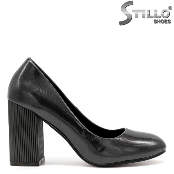 Pantofi dama din lac ecologic - 31321