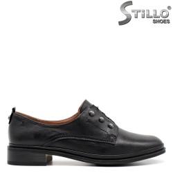 Pantofi dama din piele naturala - 31324