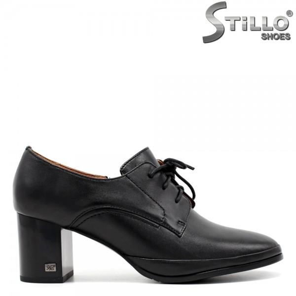 Pantofi dama din piele naturala - 31328