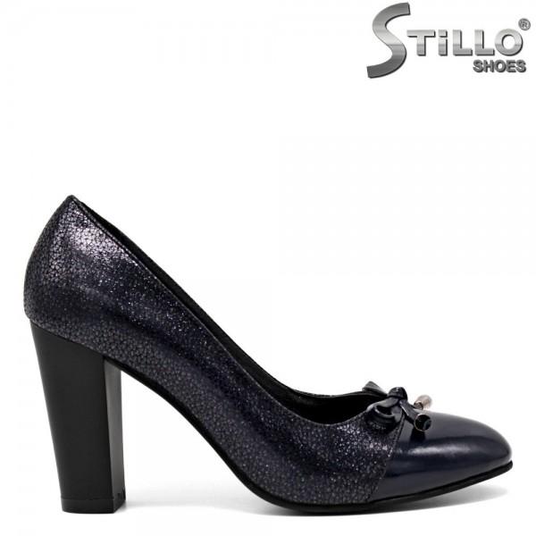 Pantofi dama din piele naturala - 31408