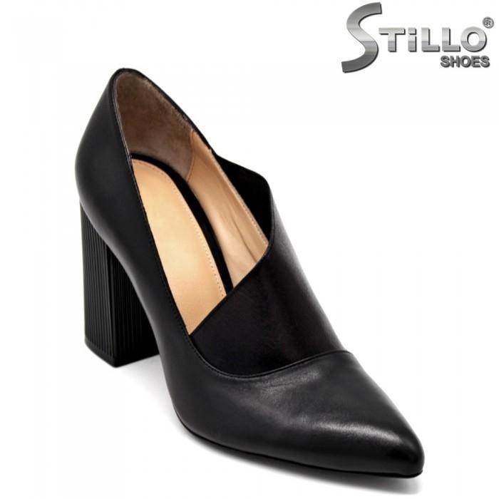 Pantofi dama piele naturala - 31412