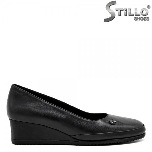 Pantofi dama din piele naturala - 31414