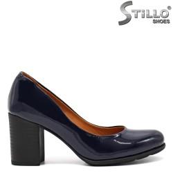 Pantofi dama lac natural - 31416
