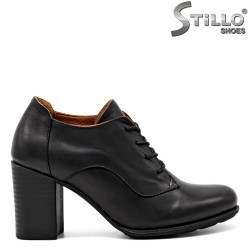 Pantofi dama piele naturala - 31418