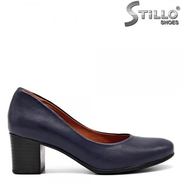 Pantofi dama piele naturala - 31419