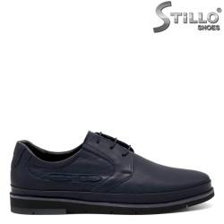 Pantofi barbatesti din piele naturala - 31424