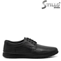 Pantofi barbatesti din piele naturala - 31425