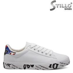 Pantofi tip sport cu sireturi - 31432