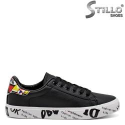 Pantofi tip sport cu sireturi - 31434